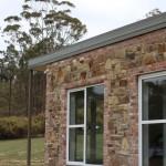 stone & brick exterior